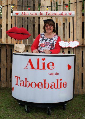 Profielfoto's Alie van de Taboebalie